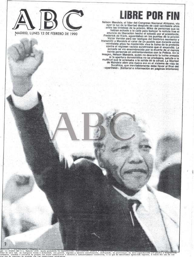 Las mejores portadas de ABC en el día de micumpleaños