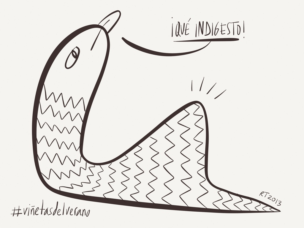 #viñetasdelverano (3): Serpienteinformativa