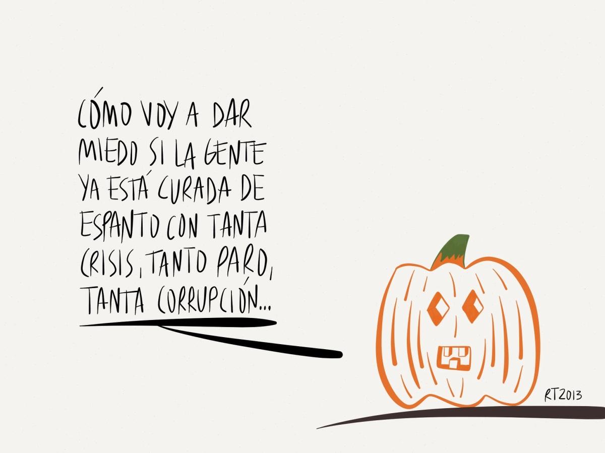 Viñeta especial Halloween2013